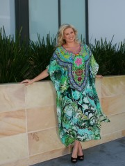 My Darling Jeannie - Spellbound Silk Kaftan