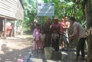 Kol Village well