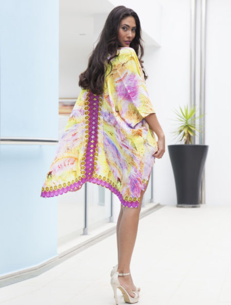 My Darling Jeannie - Wanderlust Silk Cape