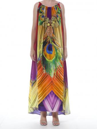 Vanhi Drawstring Dress - My Darling Jeannie