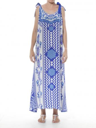 Sanjana Tie-up Dress - My Darling Jeannie