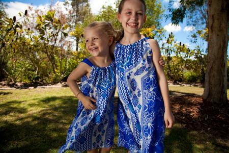 My Darling Jeannie - Sanjana Girls Dress 2