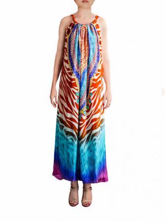 Mystery Drawstring Dress