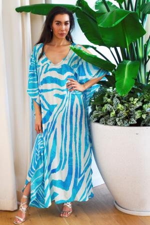 My Darling Jeannie - Savannah Long Kaftan 1 - IMG_6662